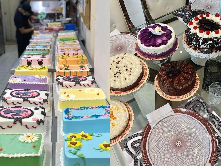 Fabulous Need A Birthday Cake Here Are Some Bakeshops Open For Delivery Funny Birthday Cards Online Alyptdamsfinfo