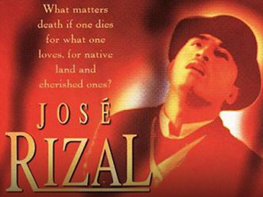 jose rizal movie reaction paper cesar montano Jose rizal (1998): reaction paper directed by marilou diaz-abaya and starring cesar montano as josé rizal  reaction this movie is just not meant to.