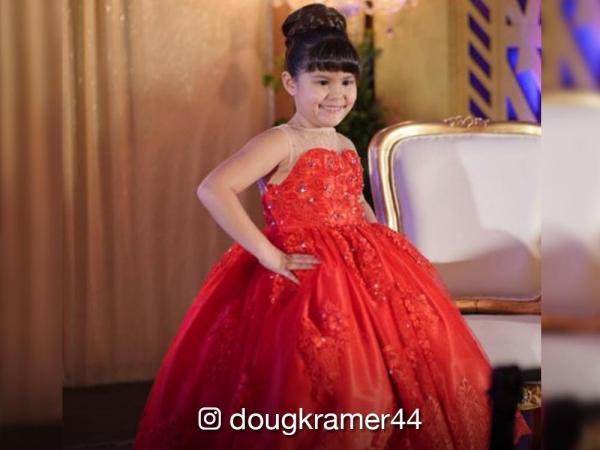 Look Kendra Kramer S Princess Inspired 7th Birthday Party Showbiz