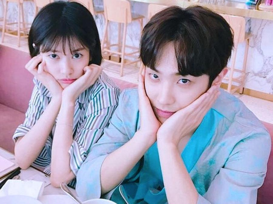 Korean celebrity couples real in life 2019 gmc