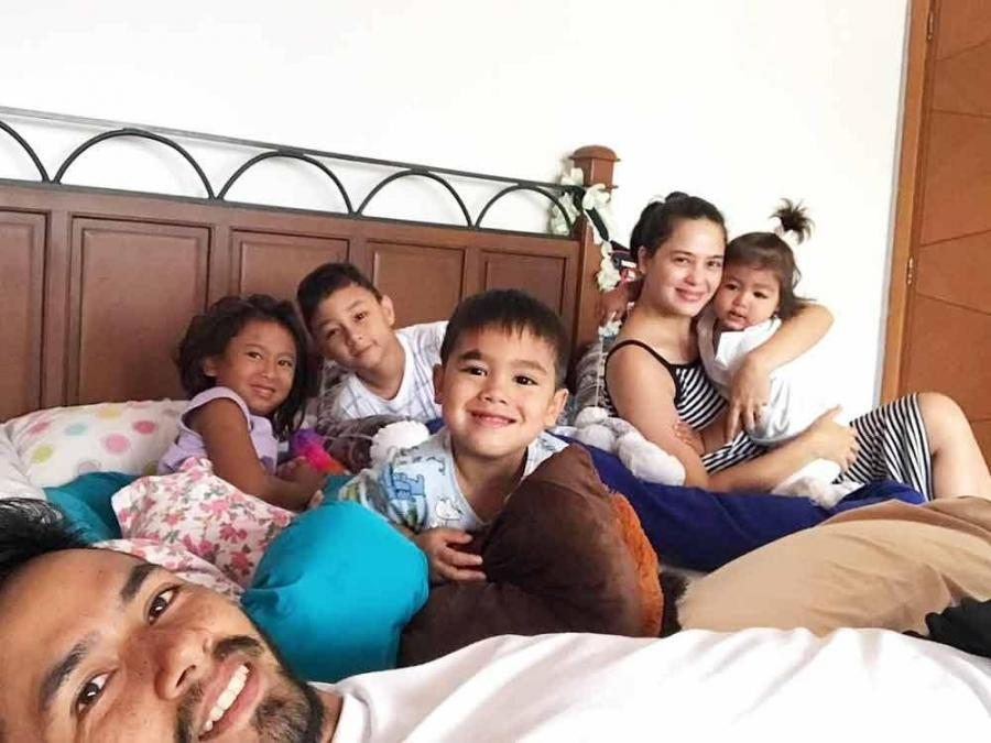 LOOK: Inside The Private Home Of Oyo Sotto And Kristine