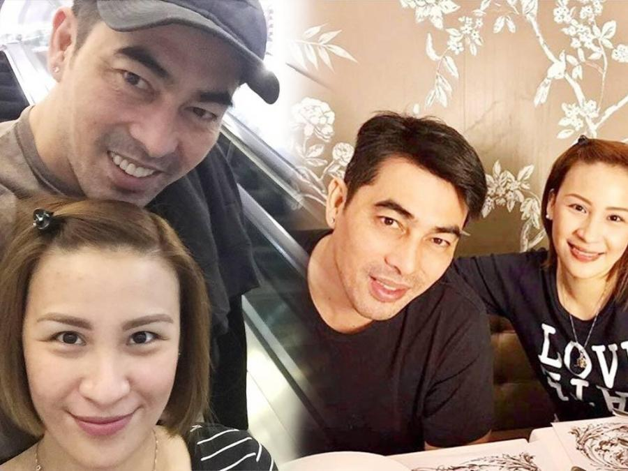 Look Jay Manalo And His Beautiful Wife Celebrity Life