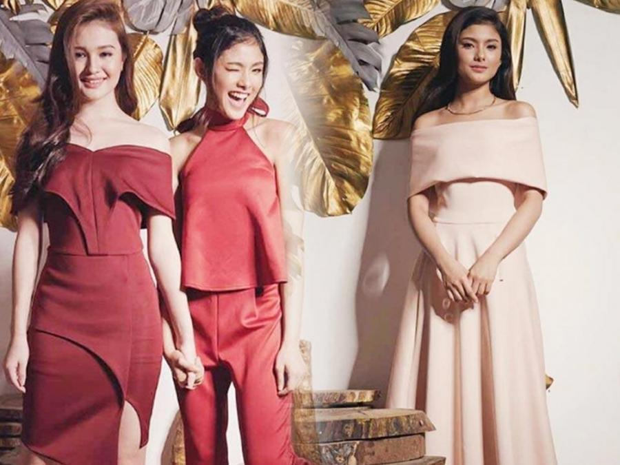 Kate Valdez Is One Of The Newest Ambassadresses For Local Apparel Line, Apartment  8 Clothing. View Some Of Her Stunning Photos Showcasing The Said Fashion ...
