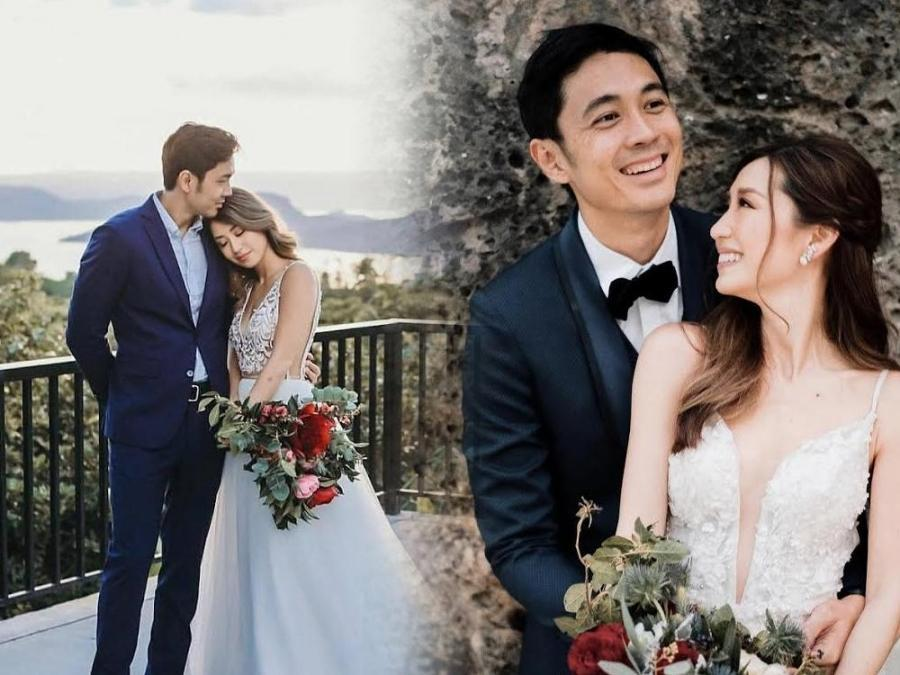 In Photos Slater Young And Kryz Uy Tie The Knot In Cebu Celebrity