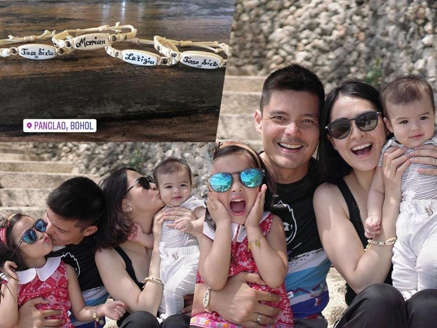 IN PHOTOS: Dantes family in Bohol! - Celebrity Life - GMA ...