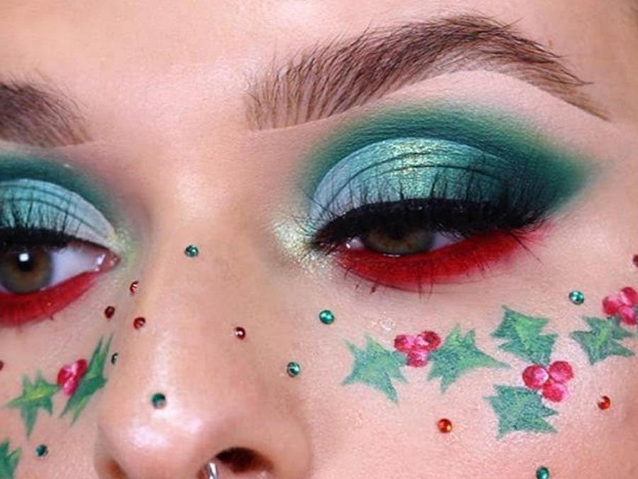 Eye makeup ideas that take holiday glam