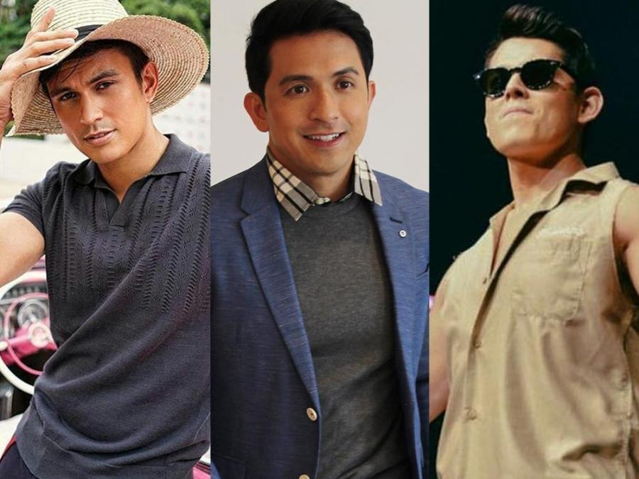 11 Handsome Pinoy Actors In Their 30s
