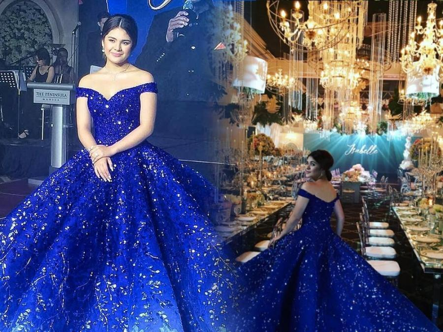 BELLEssima18 Isabelle Duterte Is Princess like In Her