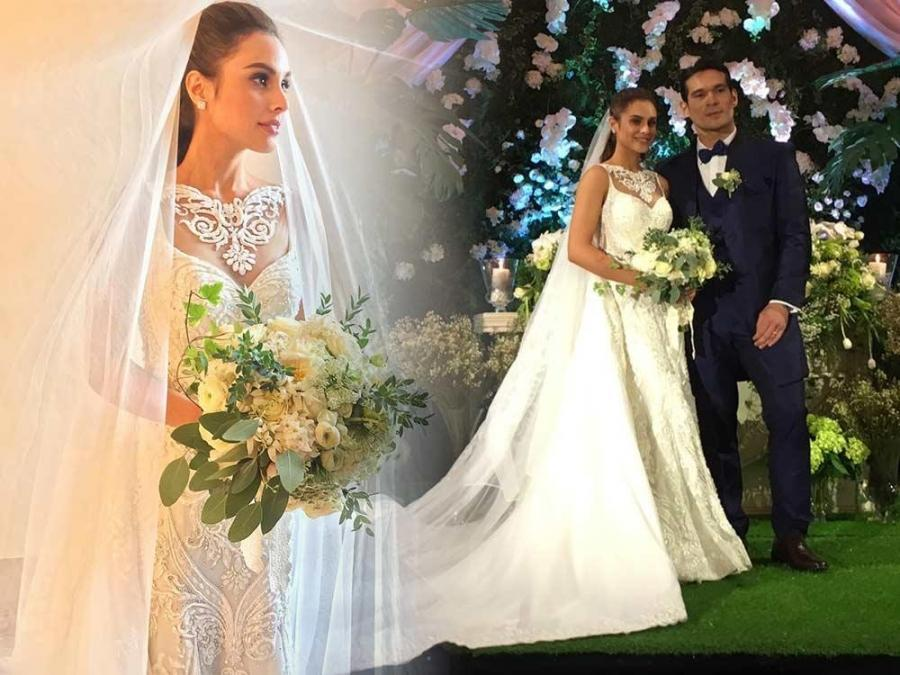 FIRST LOOK: The Pancho Magno and Max Collins wedding ...