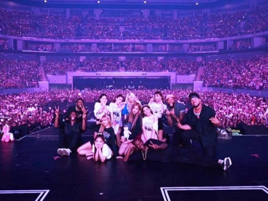 Icymi The Night K Pop Girl Group Blackpink Rocked Manila Showbiz