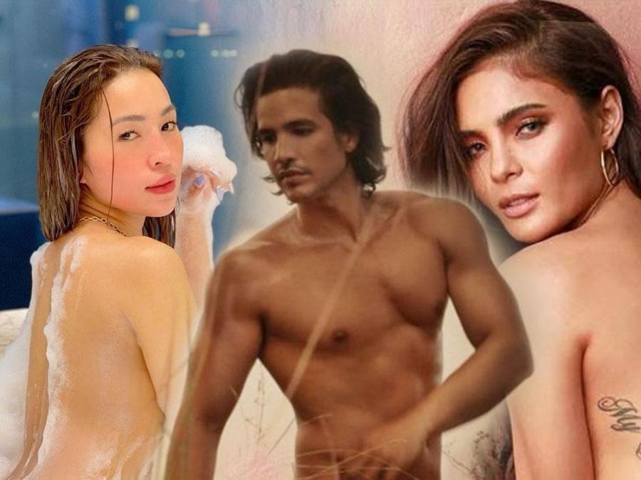Celebrities naked