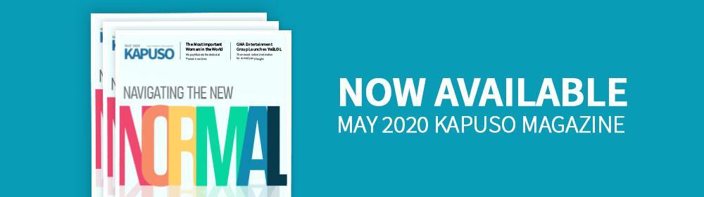 April 2020 Kapuso Magazine