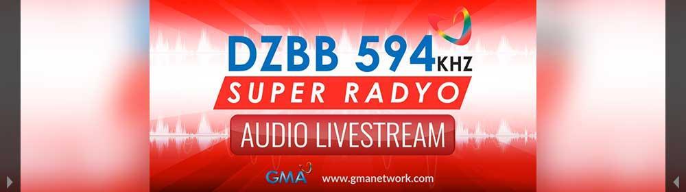 DZBB Live Audio Stream