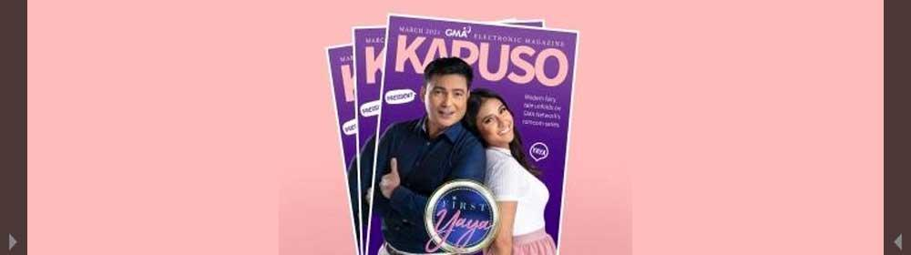 March 2021 Kapuso Magazine
