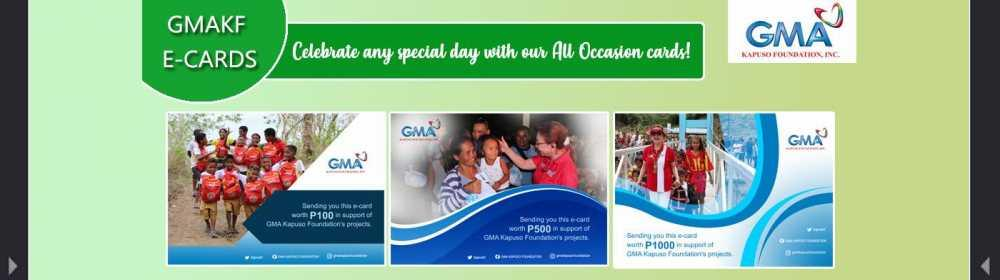 GMAKf eCard All Occasion Banner