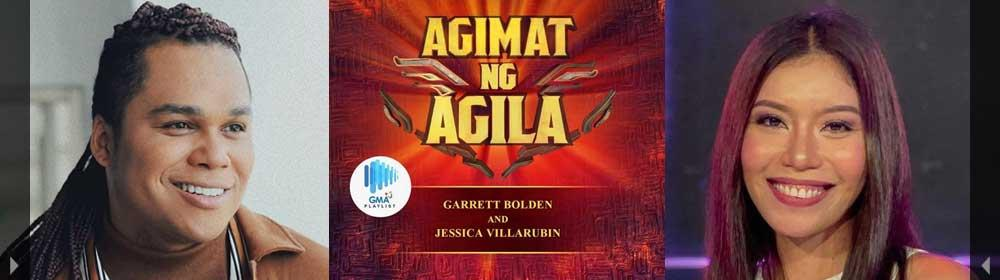 Agimat Ng Agila Jessica Villarubin and Garrett Bolden