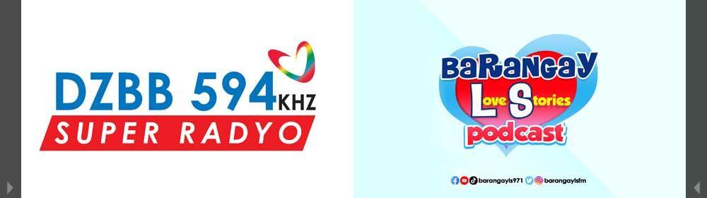Super Radyo DZBB at Barangay LS 97 1