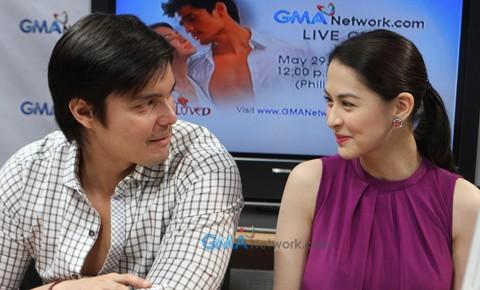 ~Dingdong&Marian: Marian's Aura of Love, Captivated ...