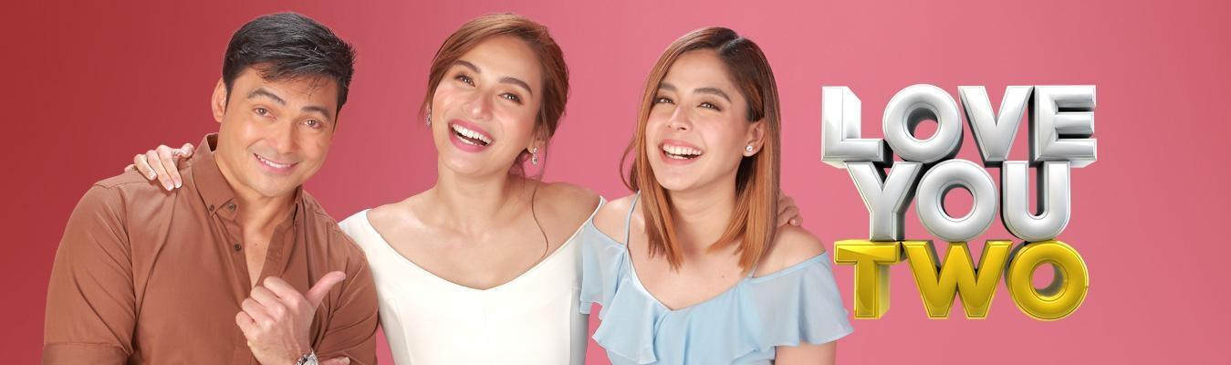 Watch Full Episodes of 'Love You Two' on GMA Pinoy TV (with