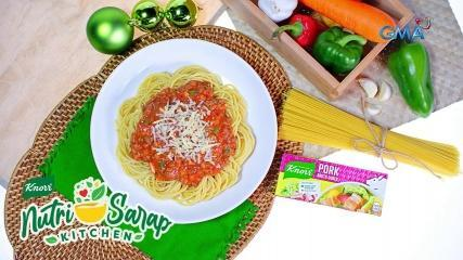 Knorr Nutri-Sarap Kitchen
