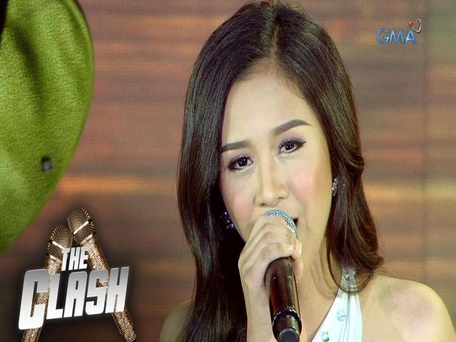 The Clash: Golden Cañedo stuns the judges with her song