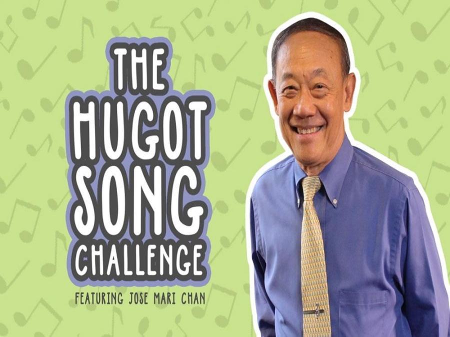 Hugot Song Challenge with Jose Mari Chan | Kapuso Web Specials | TV ...