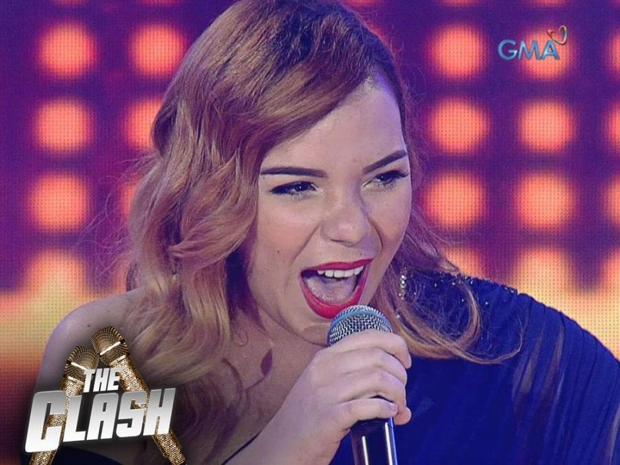 The Clash: ''Natural Woman'' by Mirriam Manalo | The Clash