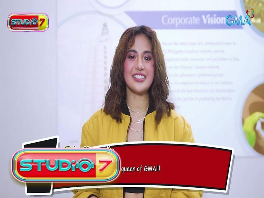 Studio 7 Julie Anne San Jose Reacts To Youtube Comments Online