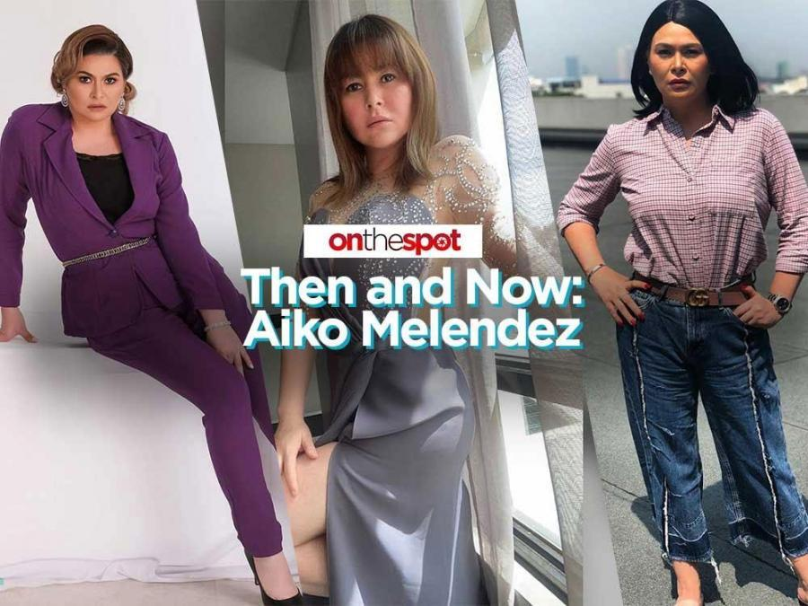 On the Spot: Then and now: Aiko Melendez