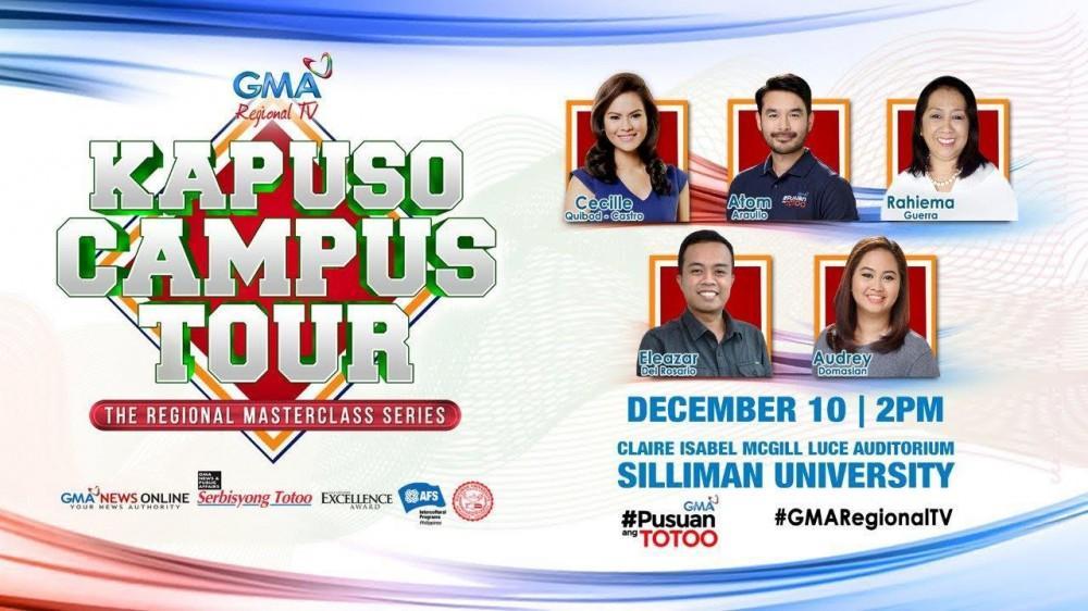 Kapuso Campus Tour