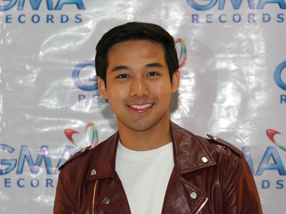 Ken Chan inks recording deal with GMA Music | GMANetwork com