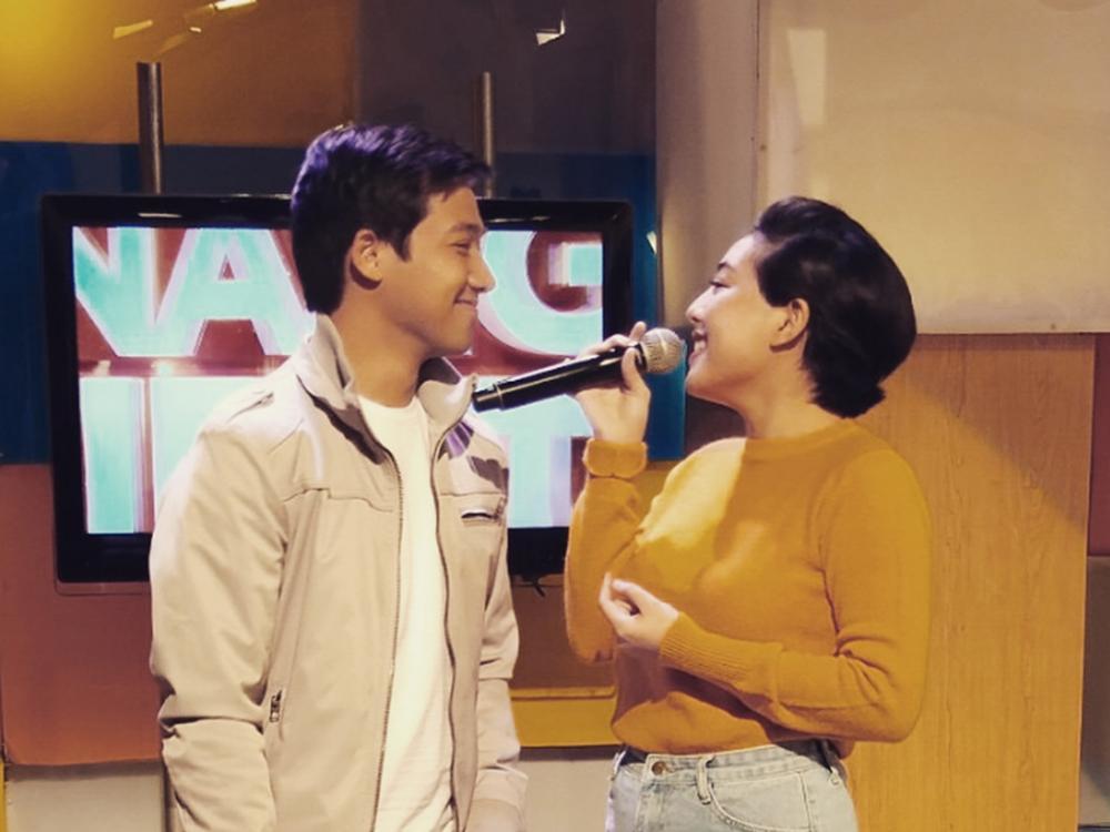 Ken Chan & Rita Daniela