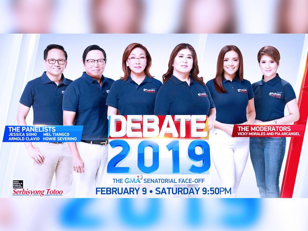 Debate 2019