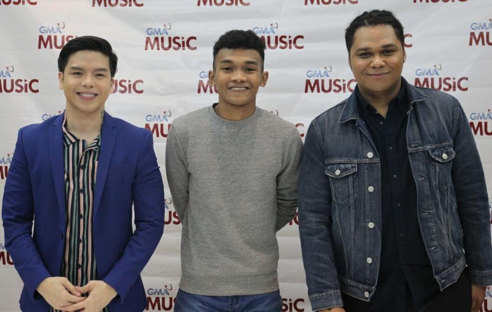 Jong Madaliday, Garrett Bolden,andAnthony Rosaldo