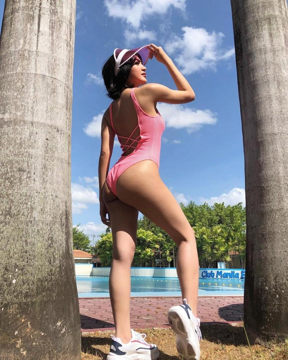Julie Ann Hot look: julie anne san jose flaunts her curves in swimsuit