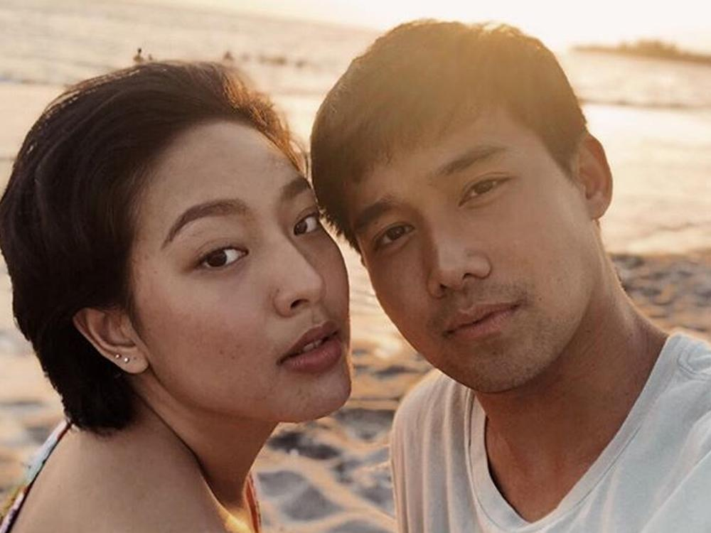 Ken Chan and Rita Daniela