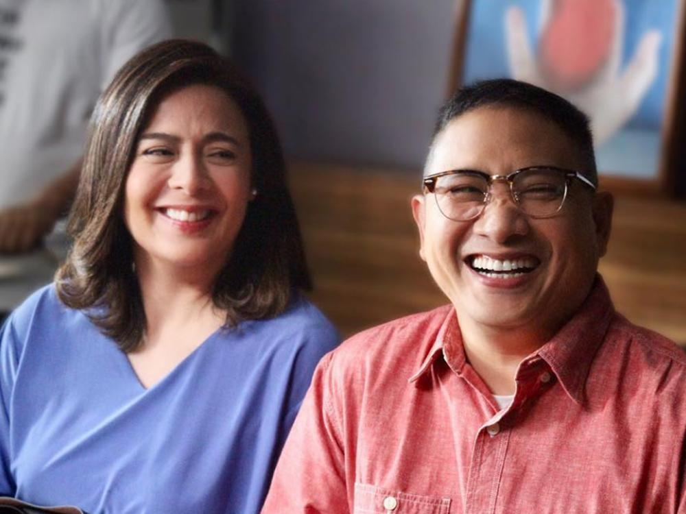 Michael V & Dawn Zulueta
