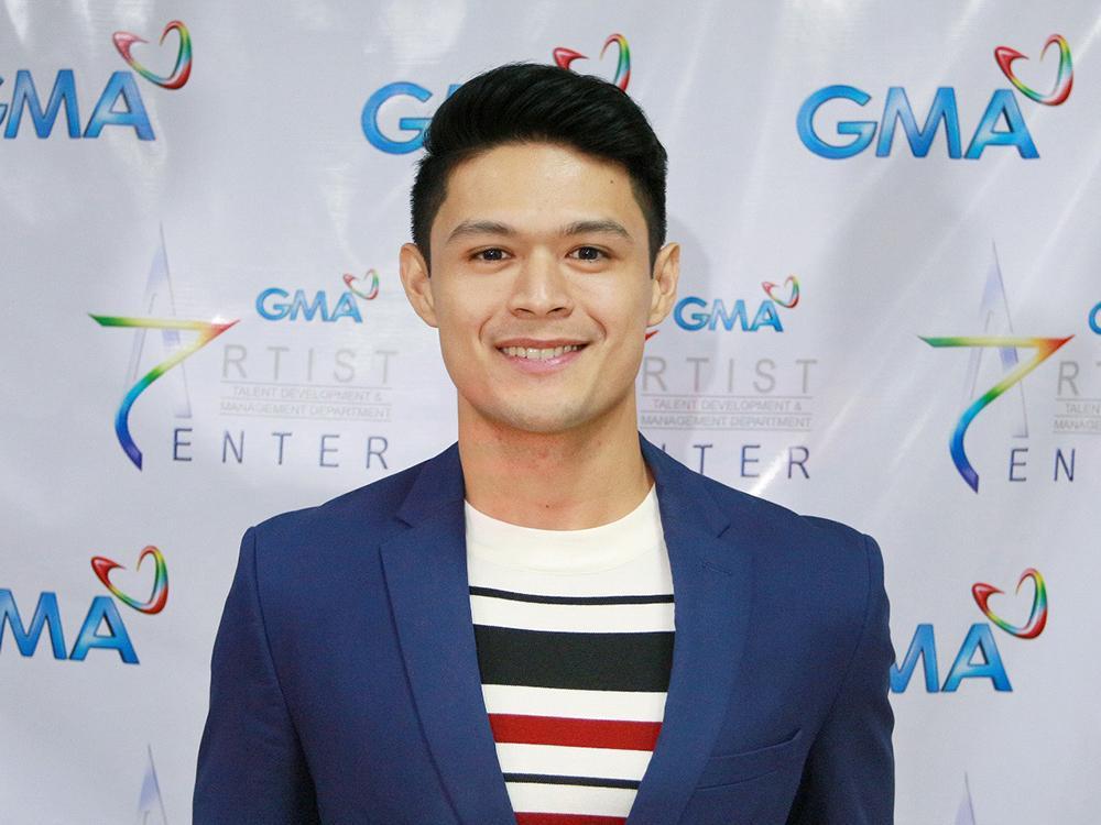 GMA Artist Center welcomes Jon Lucas