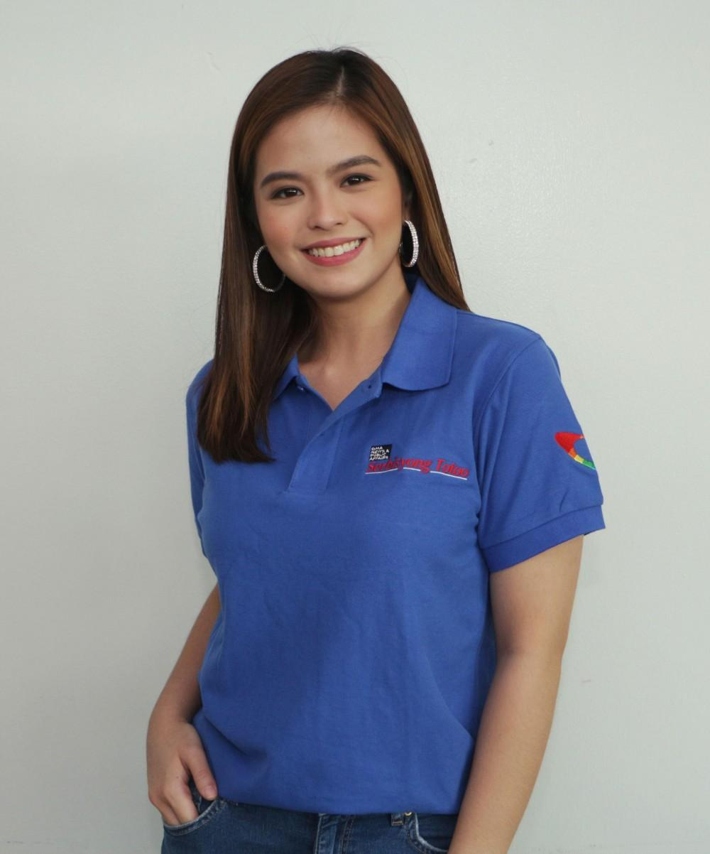 Beautiful Justice star Bea Binene is GMA Kapuso Foundation's advocate for disaster relief.