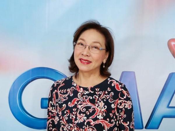 GMA News pillar Mel Tiangco