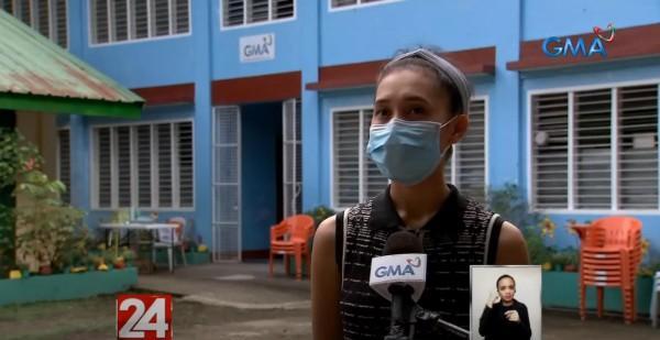 Rose Ann Tampis guro at dating mag aaral ng Calangay Elementary School