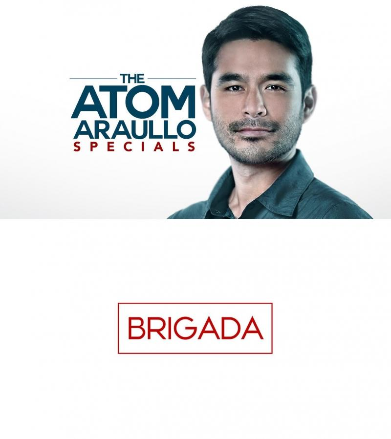 The Atom Araullo Specials and Brigada