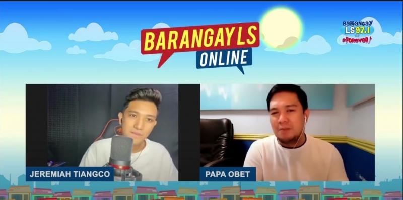 Photo taken from Barangay LS Forever YouTube