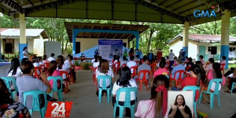 Kapuso Tulay Para sa Kaunlaran project