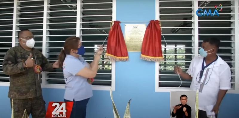 Kapuso School Development project