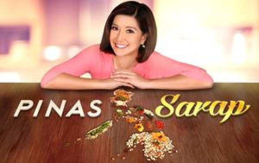Pinas Sarap shows a different taste of Philippine cuisine ...