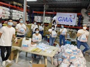 Kapuso stars tumulong sa Operation Bayanihan ng GMA Kapuso Foundation