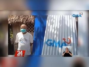 GMA Kapuso Foundation in Albay