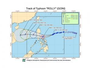 typhoon rolly gma kapuso foundation