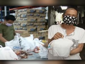 GMA Kapuso Foundation donates to Caloocan